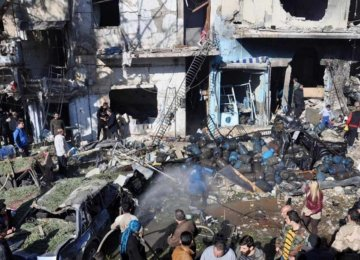 Car Bomb Kills 15 in Syria's Homs