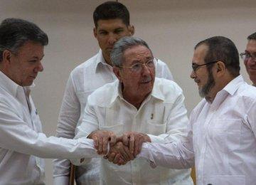 Colombia, Farc Request UN Mission