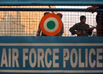 Indian Air Base Death Toll Rises to 10