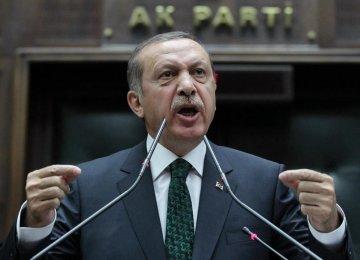 Erdogan's Office Denies Advocating Hitler-Style Rule