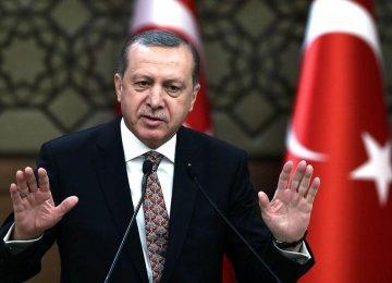 Erdogan Threatens to Send Refugees to Europe