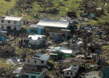 Fiji Cyclone Death Toll Rises to 29