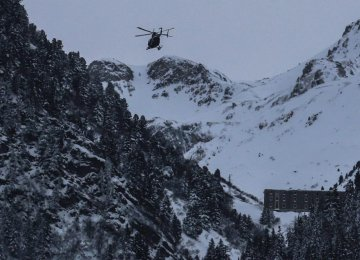 France Minister to Visit Deadly Avalanche Site