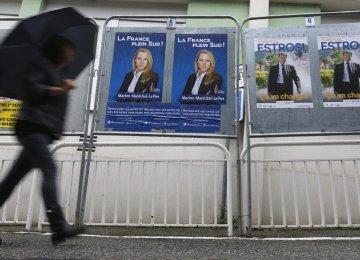 FN Seeks 2nd-Round Election Breakthrough