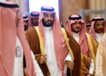 Germany: House of Saud  Destabilizing Middle East