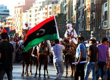 New Libya Gov't Proposed