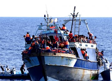 21 Migrants Die in Aegean Sea
