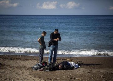 Greece Accuses Turkey Over Refugees