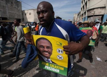 Haiti Runoff Vote on Jan. 17