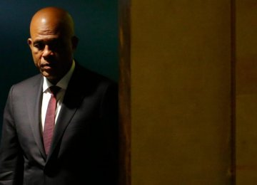 Haiti's President Leaves Office Without Successor