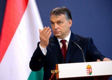 Hungary Vetoes Sanctions of Poland