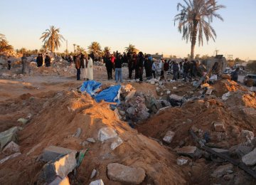 IS Briefly Takes Center of Libyan City