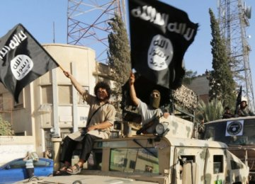 IS Seizes Town in Homs