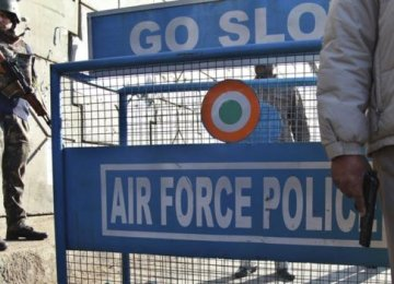 Battle for Indian Airbase Enters 3rd Day