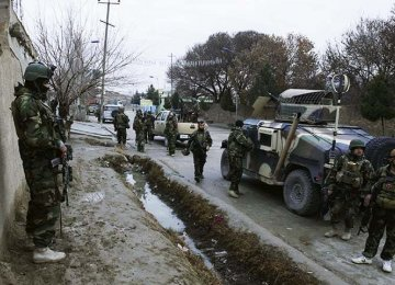 Indian Consulate in Afghanistan Attacked