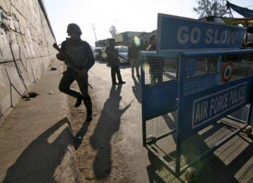 Militants Abducted Indian Policeman Before Base Attack