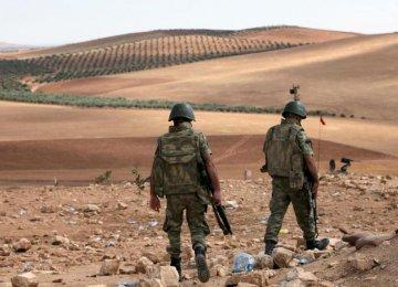 Iraq Demands Turkish Troops Leave Mosul