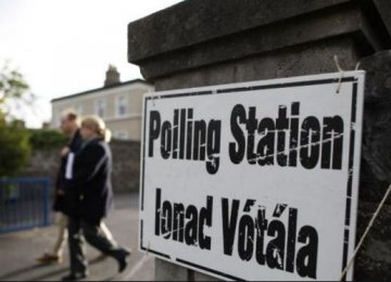 Irish Exit Polls Show Gov't Likely Ousted