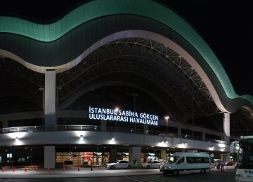 One Killed in Istanbul Airport Blast