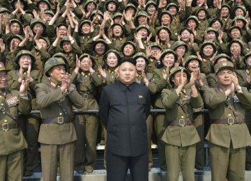 Japan Military on Alert Over  N. Korea's Planned Rocket Launch