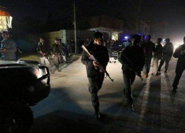 Suicide Bombing Hits Kabul Restaurant