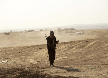 Kurdish Campaign Uprooting Arabs in N. Iraq