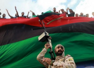 Libya Rival Factions to Sign Peace Pact