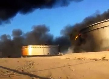 Libya Oil Co. Warns of More IS Attacks