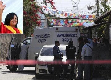 Mexican Mayor Killed After Hours Into Job