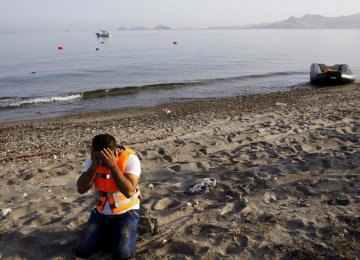 18 Migrants Drown in Aegean Sea