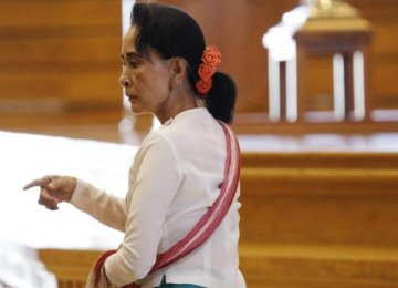 Date for New Myanmar Parliament