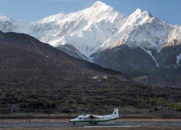 Passenger Plane Missing in Nepal
