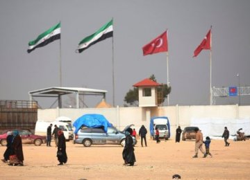 Turkey Sets Up New Refugee Camps in Syria