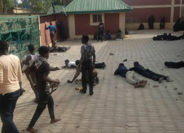 Nigerian Soldiers Killed Hundreds of Shias