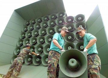 Tension Rises Between Koreas