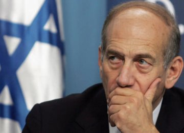 Israeli Ex-Premier Going to Jail for Turpitude