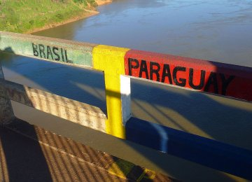Paraguay Official Sacked for Kicking Woman