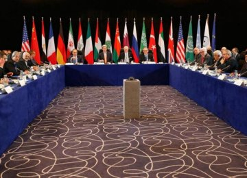 Powers Agree to Cessation of Hostilities in Syria