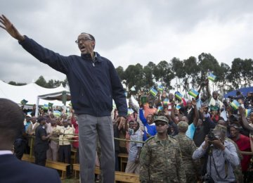 Rwanda Vote Allows Kagame to Extend Term in Office