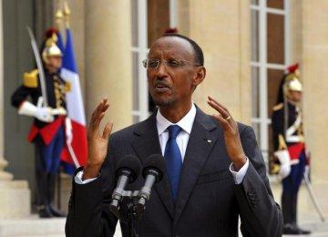 Rwanda's President Confirms  Running for 3rd Term