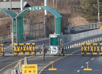 S. Korea Cuts Power to Kaesong Park