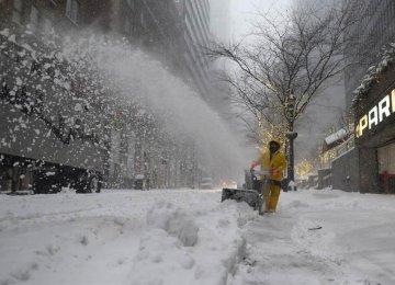 19 Dead in US Snowstorm
