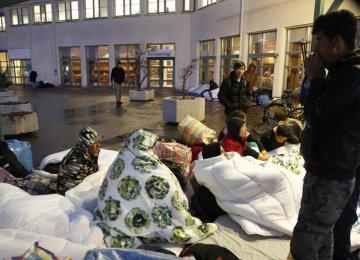 Police Probe Death at Swedish Refugee Center