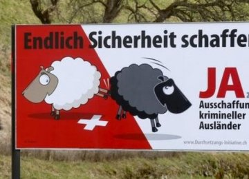 Swiss Voters Reject Plan to Expel Foreigners for Minor Crimes