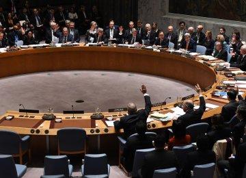 UN Endorses Syria Peace Plan