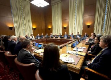 Syria Peace Talks Start