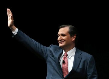 Cruz Wins Iowa Republican Vote