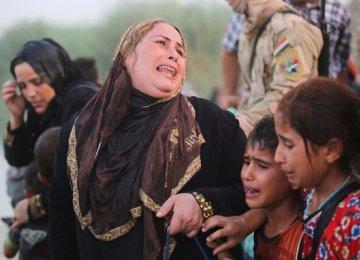 """UN: Iraqi Civilians Suffering """"Staggering"""" Violence"""