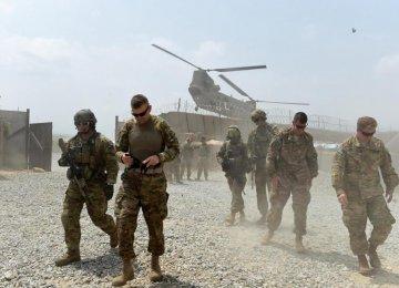 6 US Troops Killed in Afghanistan