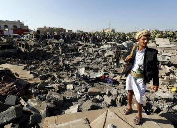 45 Killed on Both Sides of Yemen